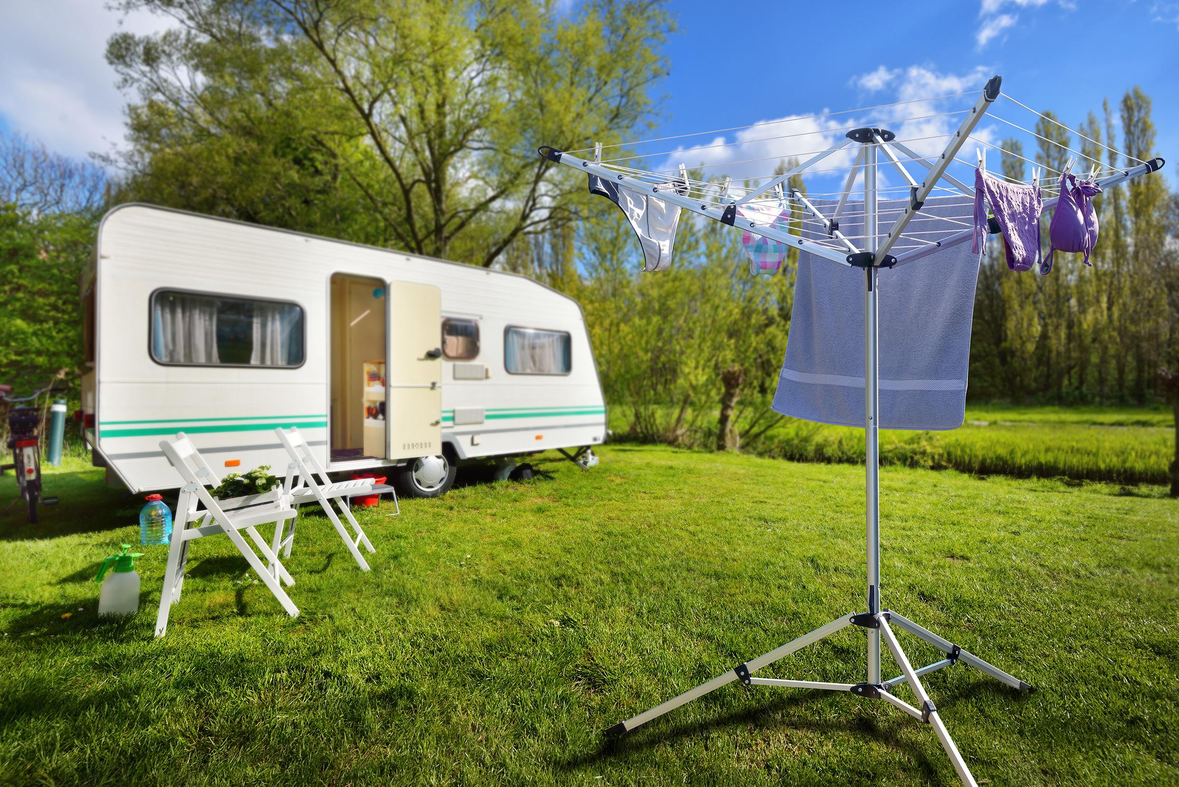 FreeAir Camping-Wäschespinne